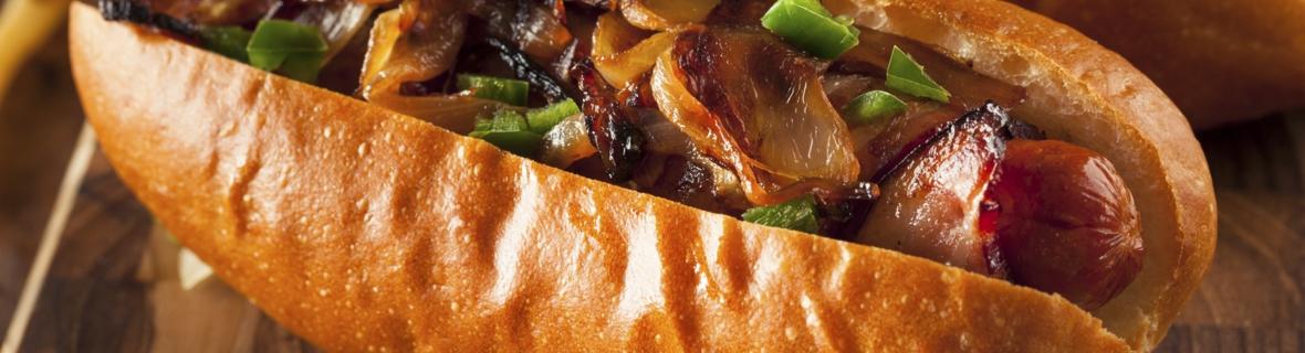 Mangez un hot-dog qui sort de l'ordinaire à Montréal