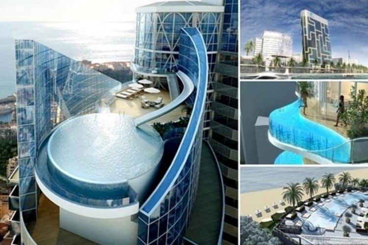 Architecture extrême : Les condos les plus cool du monde