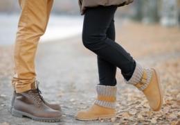 Des pieds bien chaussés pour l'hiver