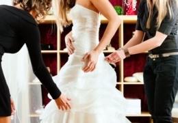 Boutiques de robes de mariée chics et uniques à Montréal