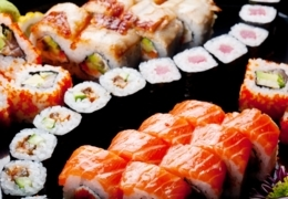 Sushi roll roundup in Calgary