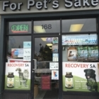For Pet's Sake - Pet Food & Supply Stores - 604-924-2455