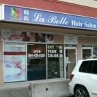 La Belle Hair Salon Ltd - Salons de coiffure et de beauté - 604-438-8558