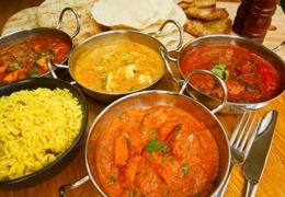 Indulgent Indian buffets in Calgary