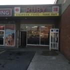 Ruby Inn Ottawa Inn - Chinese Food Restaurants - 613-731-1873