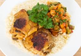 Découvrez la cuisine africaine à Montréal