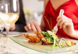 Romantic restaurants in Vancouver