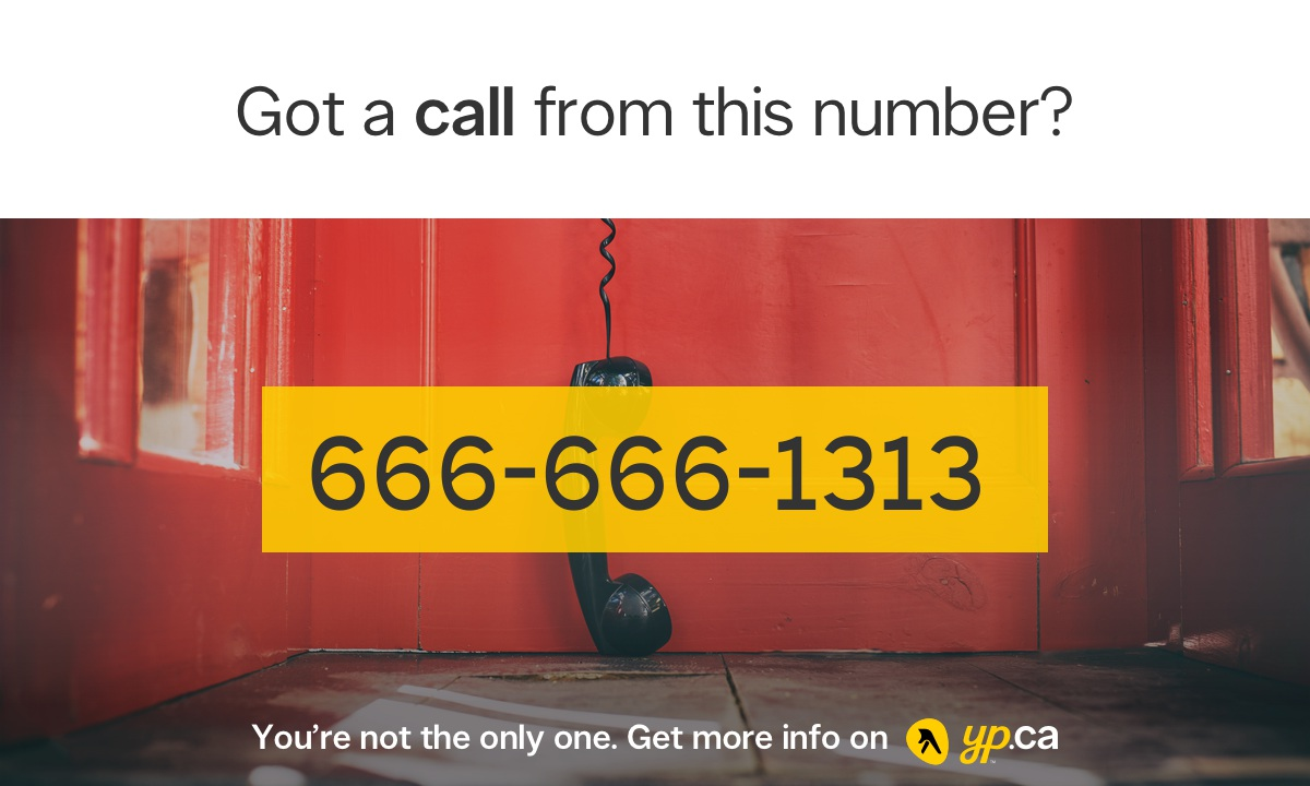 What happens if you call the number 666