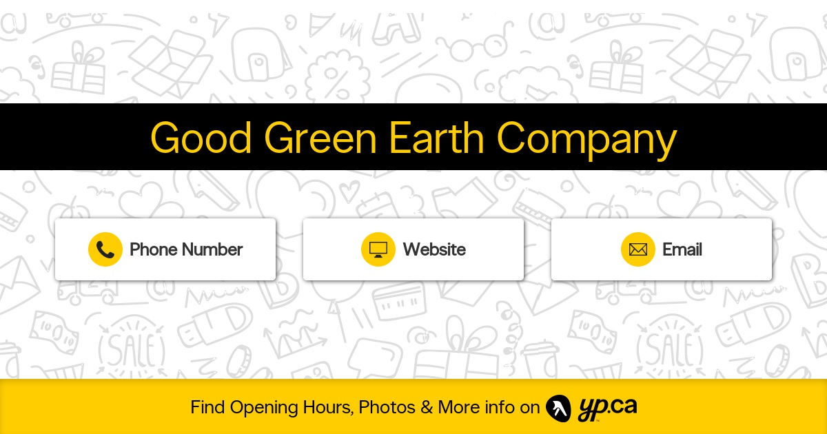 Good Green Earth Company - Composters & Composting Services - Barrie