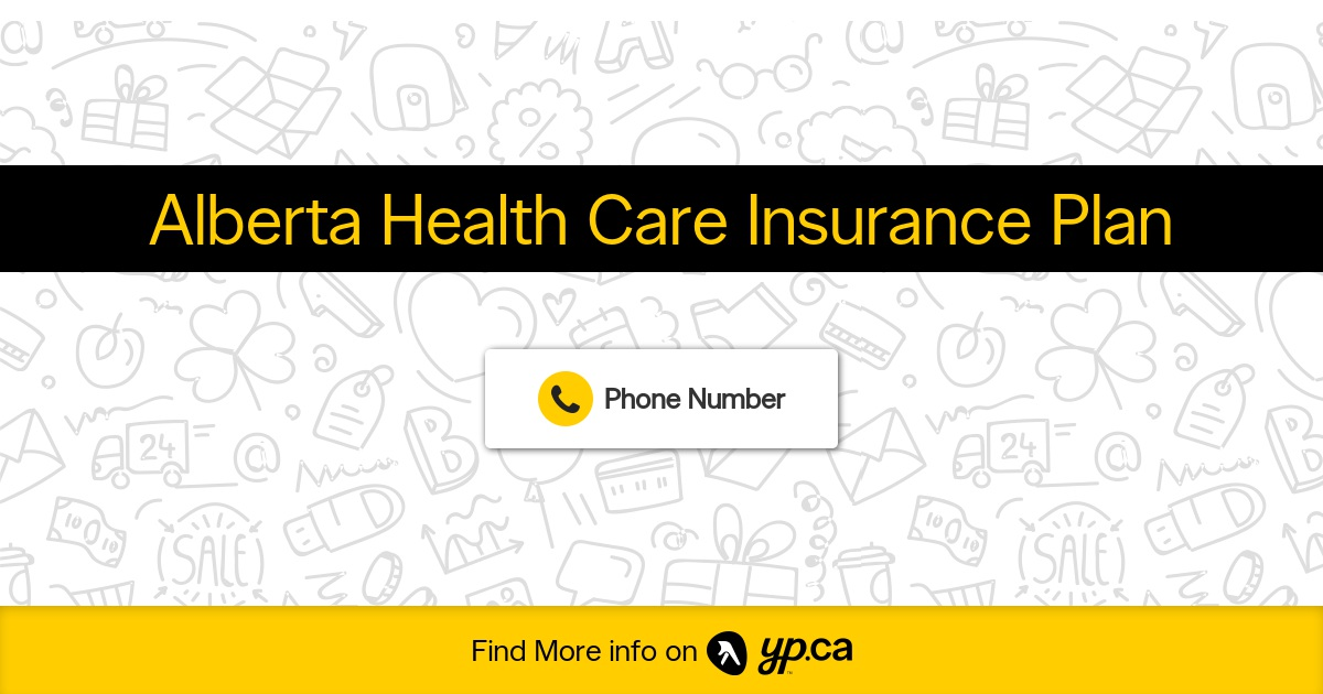 What kind of insurance plans does Alberta Health Care offer?