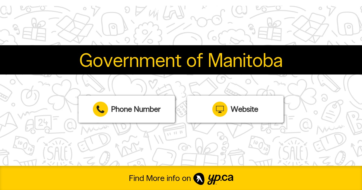 find a phone number in manitoba