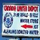 Canada Water Depot - Bulk & Bottled Water - 250-260-6603