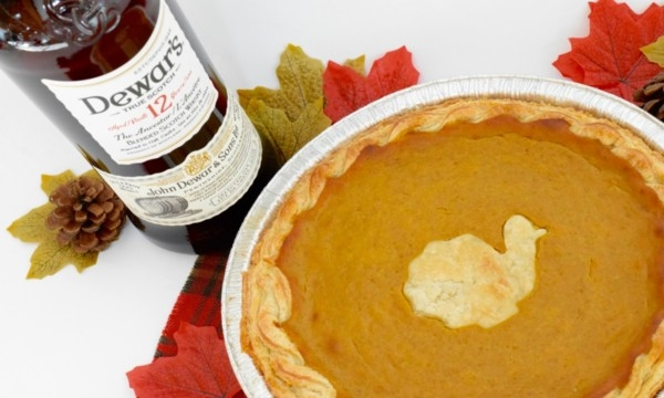 In honour of Thanksgiving, The Pie Commission has partnered with Scotch whisky brand Dewar's to create two spiked pumpkin pies and the perfect pairing cocktails.
