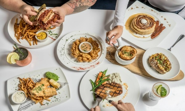 Chef Doug McNish (of Doug McNish's Public Kitchen) was doing vegan, plant-based fare long before it was cool or mainstream. Now he's creating diner classics without any meat, butter or other ingredients you believed were essential to making them taste good.
