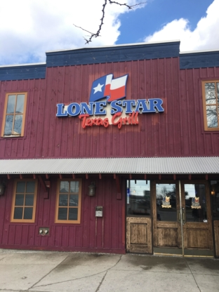 Lone Star Texas Grill - Restaurants mexicains - 416-674-7777