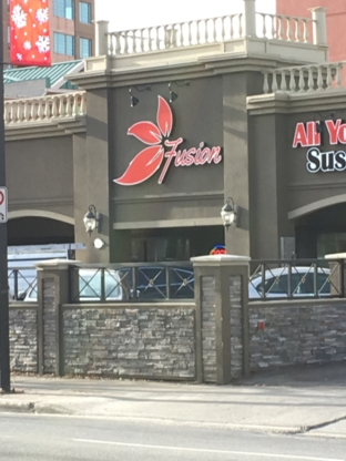 Fusion Sushi - Sushi & Japanese Restaurants - 587-352-2201