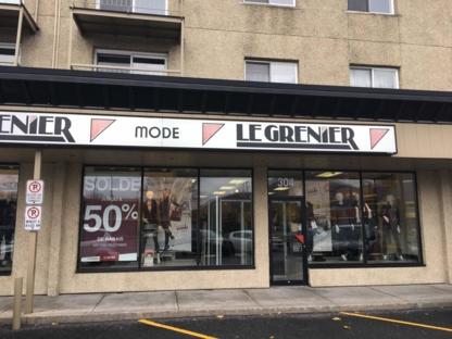 Le Grenier - Women's Clothing Stores - 450-467-0189