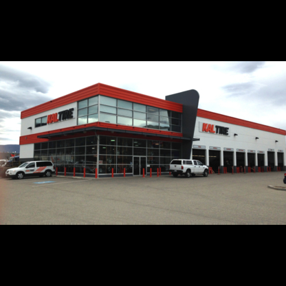Kal Tire - Tire Retailers - 250-542-1156