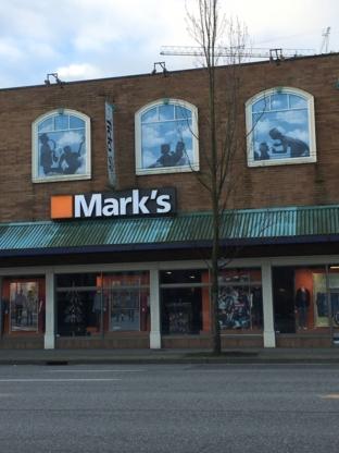 Mark's - Shopping Centres & Malls