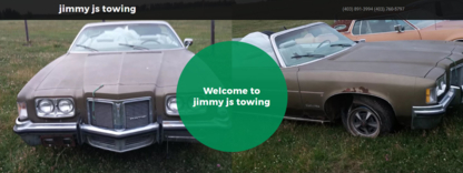 Jimmy J's Towing - Car Wrecking & Recycling