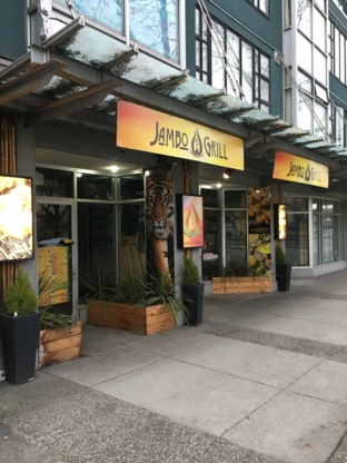 Jambo Grill Ltd - Asian Restaurants