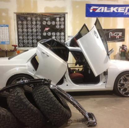 Icustom Auto Ltd - Auto Repair Garages - 403-263-9912