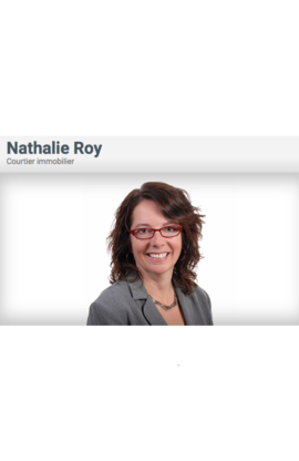 View Courtier Immobilier Nathalie Roy's Laval profile