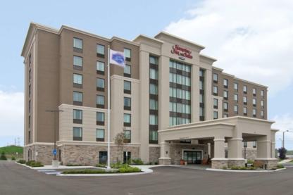 Hampton Inn & Suites by Hilton Toronto Markham - Hotels - 905-752-5600