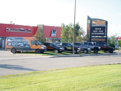 Custom Truck Parts - Car Customizing & Accessories