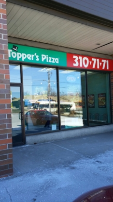 Topper's Pizza - American Restaurants - 905-436-2929