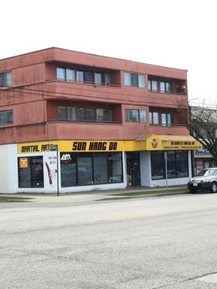 Sun Hang Do Martial Arts - Martial Arts Lessons & Schools - 604-437-0065