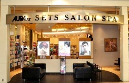 Aura at Sets Salon Spa - Hair Extensions