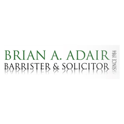 Adair Brian - Real Estate Lawyers - 403-342-1777