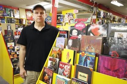The Comic Shop - Librairies
