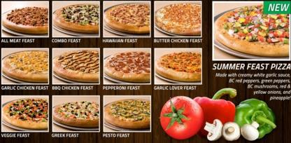Freshslice Pizza - Pizza et pizzérias - 604-769-1515