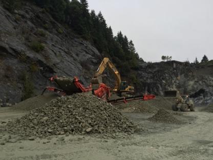 Coast Mountain Resources Ltd - Quarries