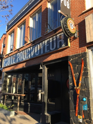 Le Pourvoyeur - Pub - 514-277-5858