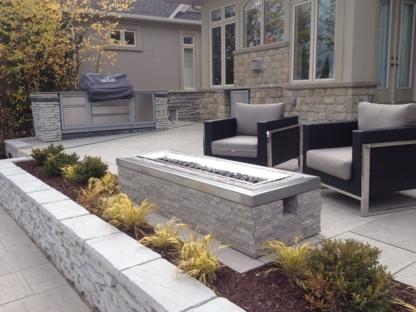 Conceptos Group Inc - Landscape Contractors & Designers - 289-689-9145