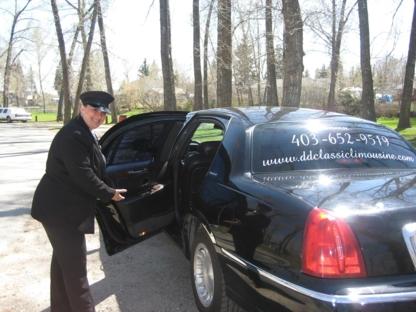 D & D Classic Limousine Services - Limousine Dealers - 403-652-9519