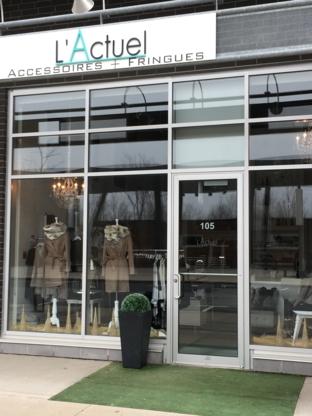 L'Actuel Accessoires Et Fringues - Fashion Accessories - 450-906-3518