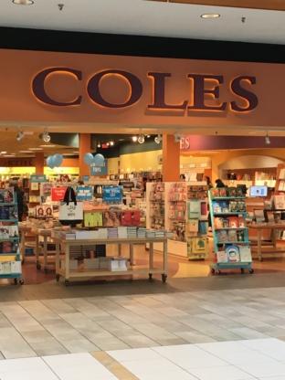 Coles Books - Librairies - 604-421-0312