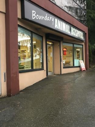 Boundary Animal Hospital - Veterinarians - 604-437-7389