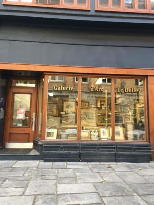 Galerie Claude Belley - Conseillers, marchands et galeries d'art