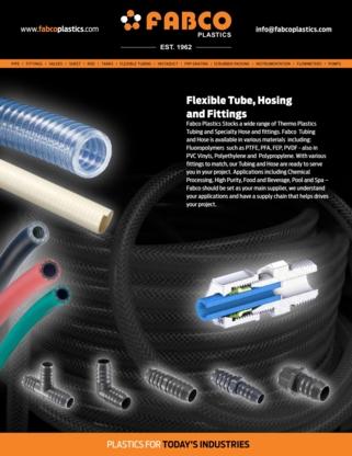 Voir le profil de Fabco Plastics Wholesale Limited - Caledon
