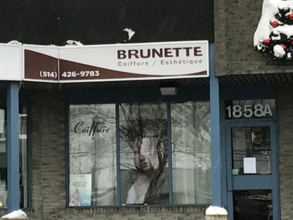 Coiffure Esthetique Brunette - Salons de coiffure et de beauté