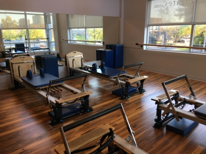 Synergie Pilates - Fitness Gyms - 514-761-4001