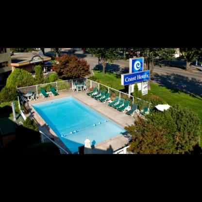 Coast Penticton Hotel - Hotels - 250-492-0225