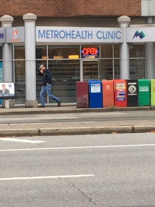 MetroHealth Clinic - Médecins et chirurgiens - 604-433-3341