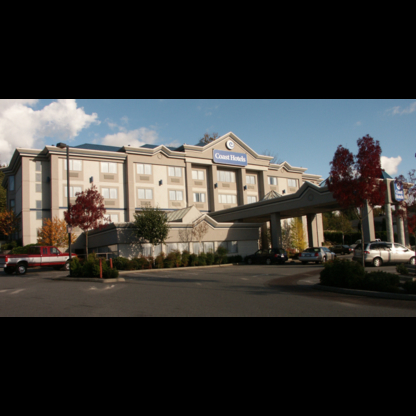 Coast Abbotsford Hotel & Suites - Hotels - 604-853-1880