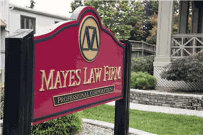 Mayes Law Firm - Lawyers - 519-436-1040